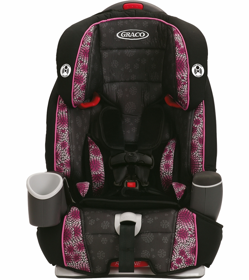 graco argos 70 harness to booster car seat kelle 2013. Black Bedroom Furniture Sets. Home Design Ideas
