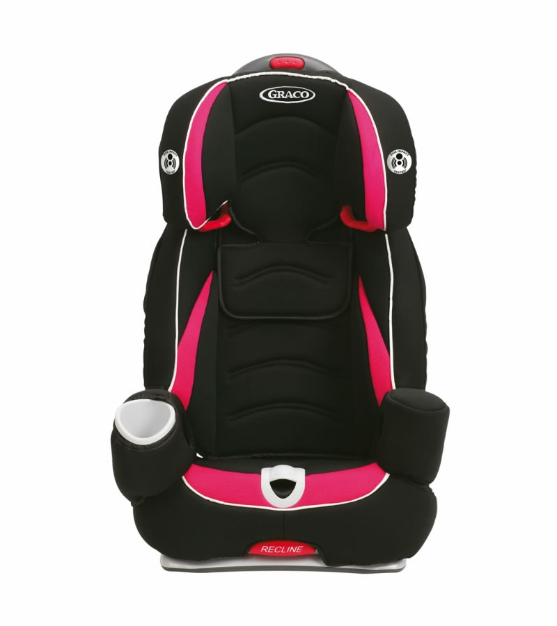 graco argos 80 elite 3 in 1 harness booster car seat azalea 2015. Black Bedroom Furniture Sets. Home Design Ideas
