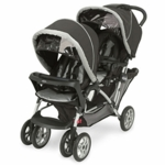 Graco Baby Classic DuoGlider LXI Double Stroller in Metropolitan