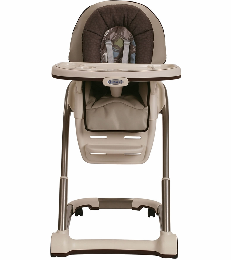 graco blossom high chair instructions