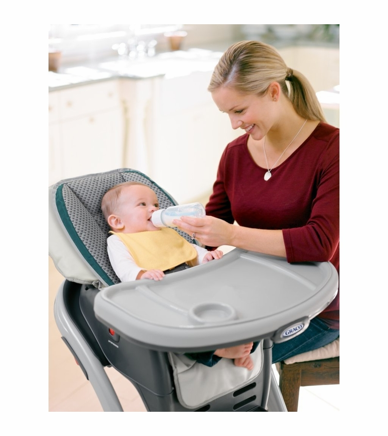 Graco Blossom 4 In 1 Highchair Sapphire