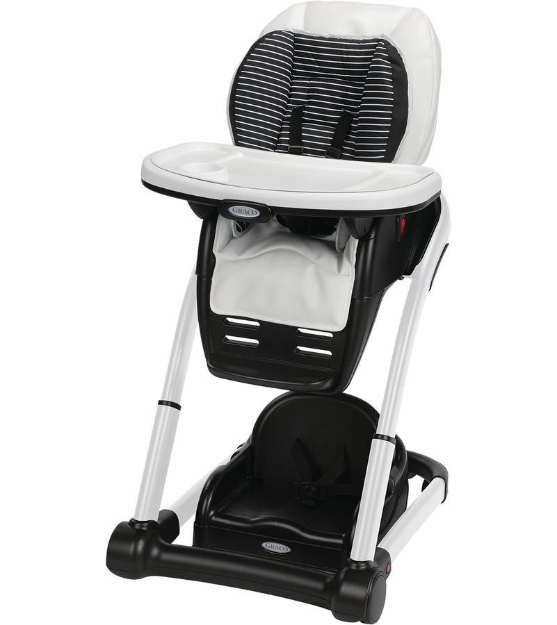 Graco blossom 4 in 1 highchair studio for Chaise haute graco