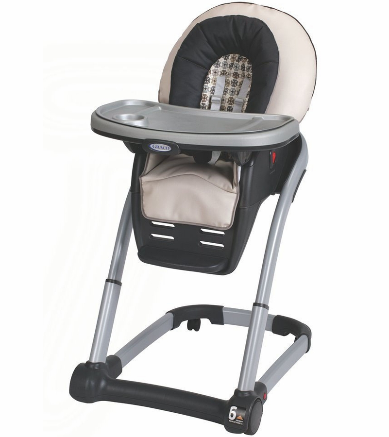 Graco Blossom 4 In 1 Highchair Vance