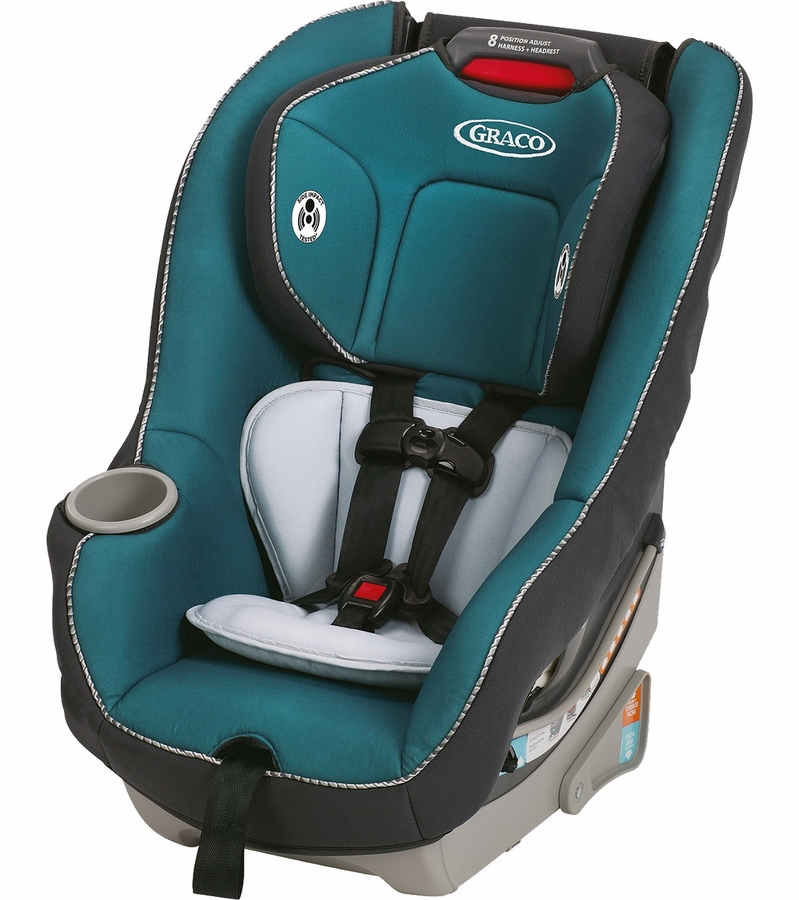 graco contender 65 convertible car seat sapphire. Black Bedroom Furniture Sets. Home Design Ideas