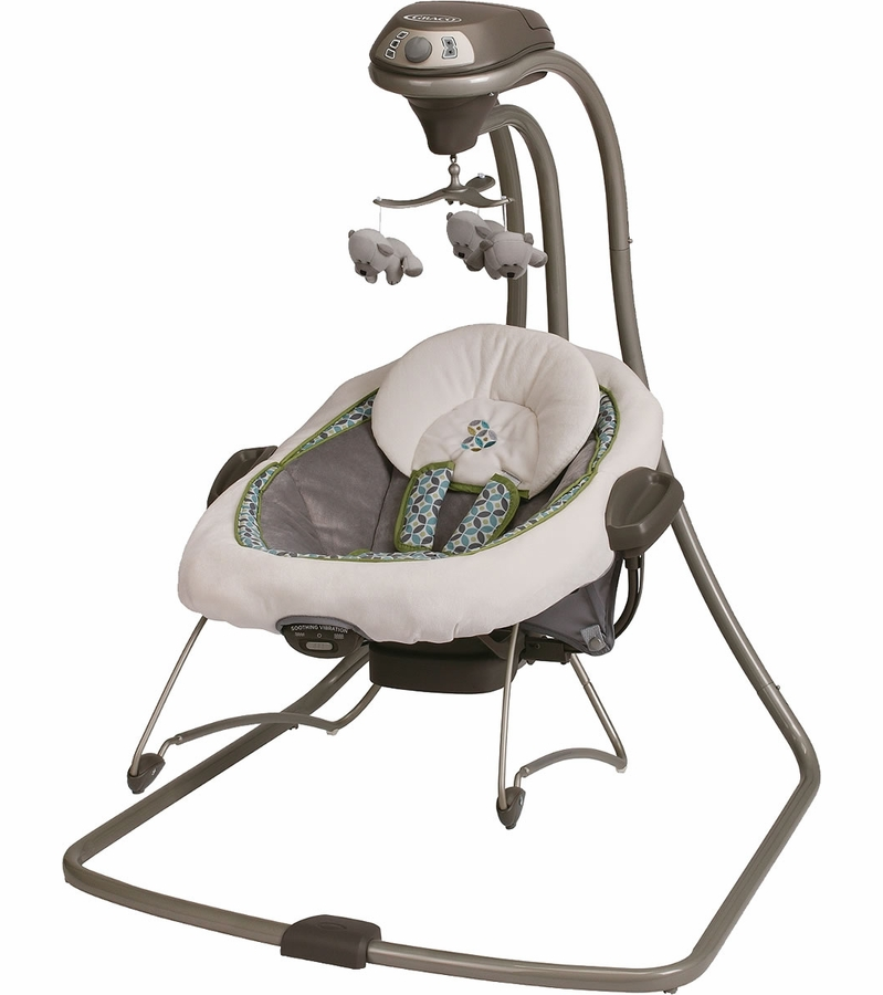 Graco Duetconnect Swing Bouncer Monroe
