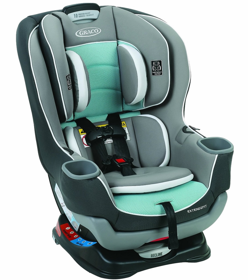 graco extend2fit convertible car seat spire. Black Bedroom Furniture Sets. Home Design Ideas