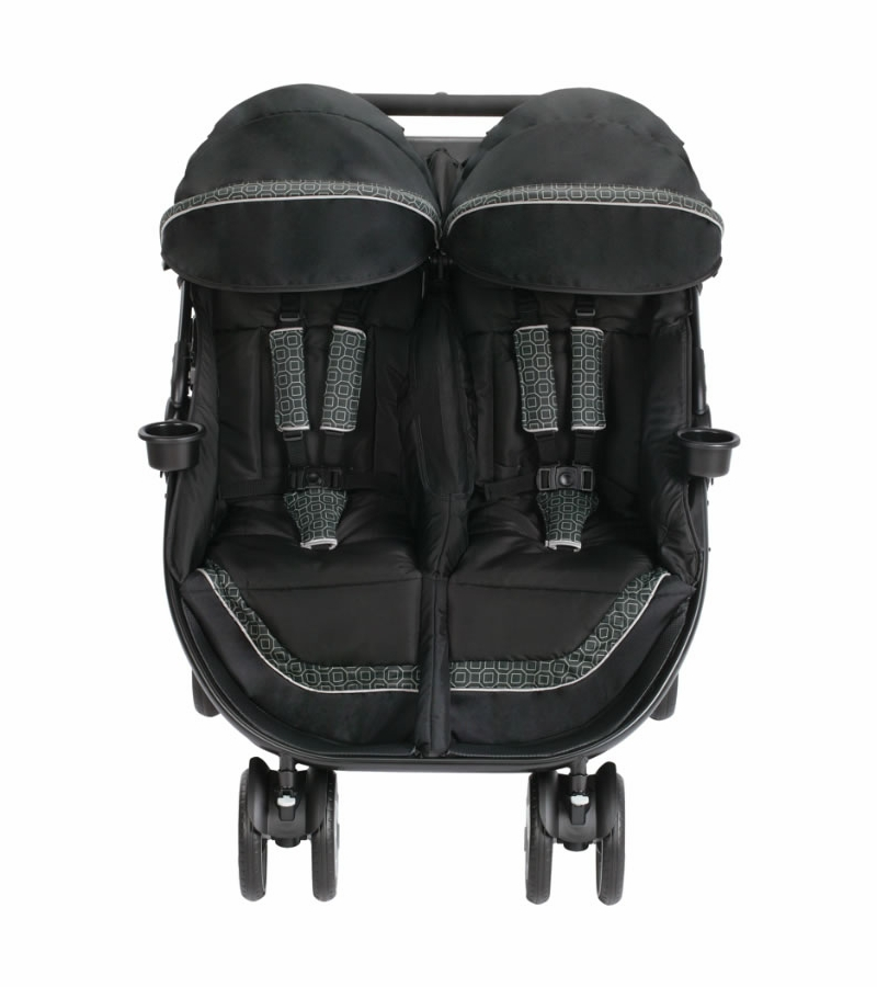 Graco Fastaction Fold Duo Click Connect Stroller Pierce