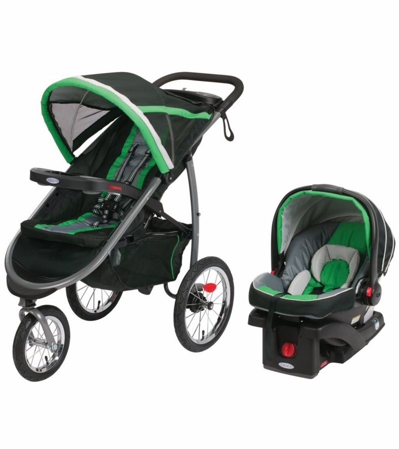 graco fast action jogger travel system reviews