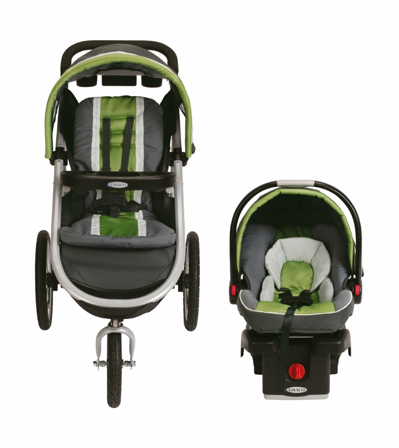 Graco Fastaction Jogger Travel System Reviews