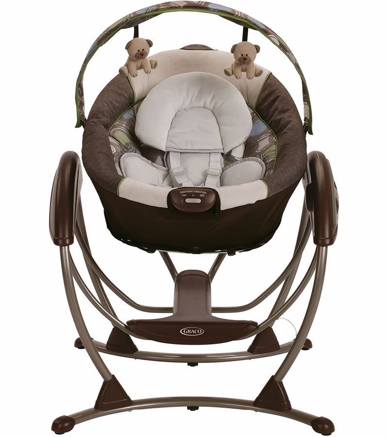 Graco Glider LX Gliding Swing - Roundabout