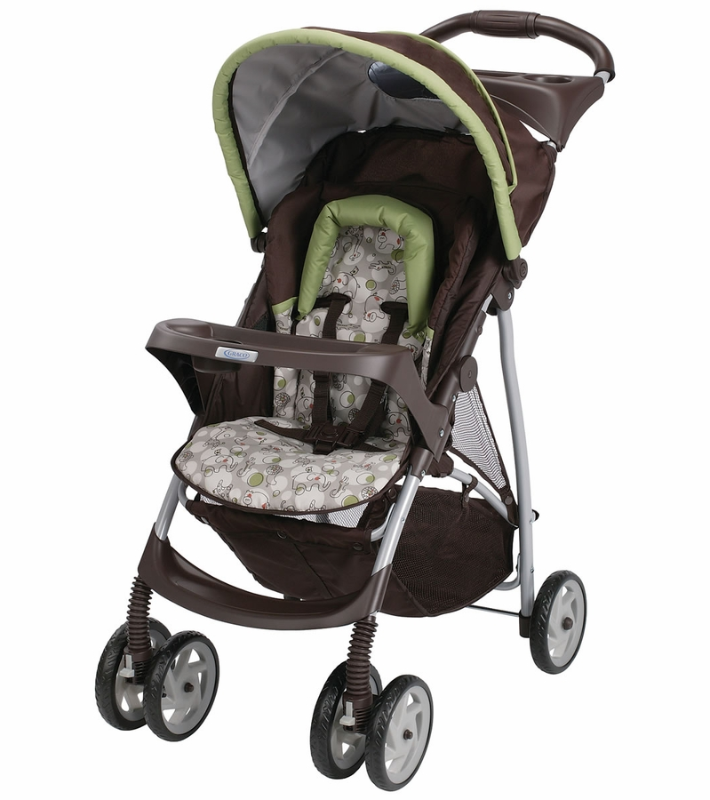 graco comfort tracker stroller manual