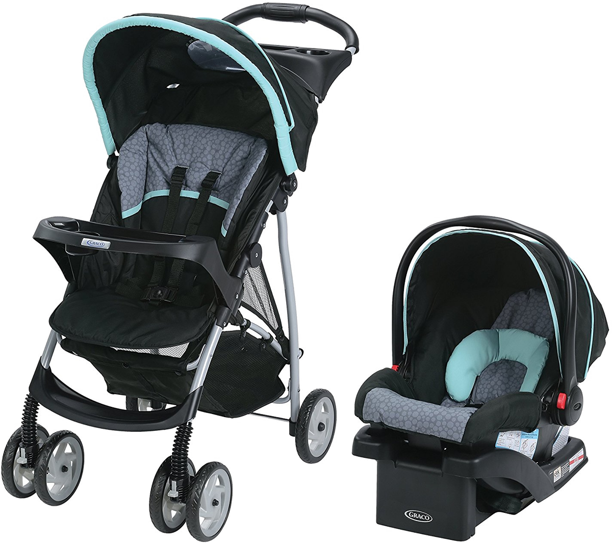 Graco LiteRider Travel System - Sully