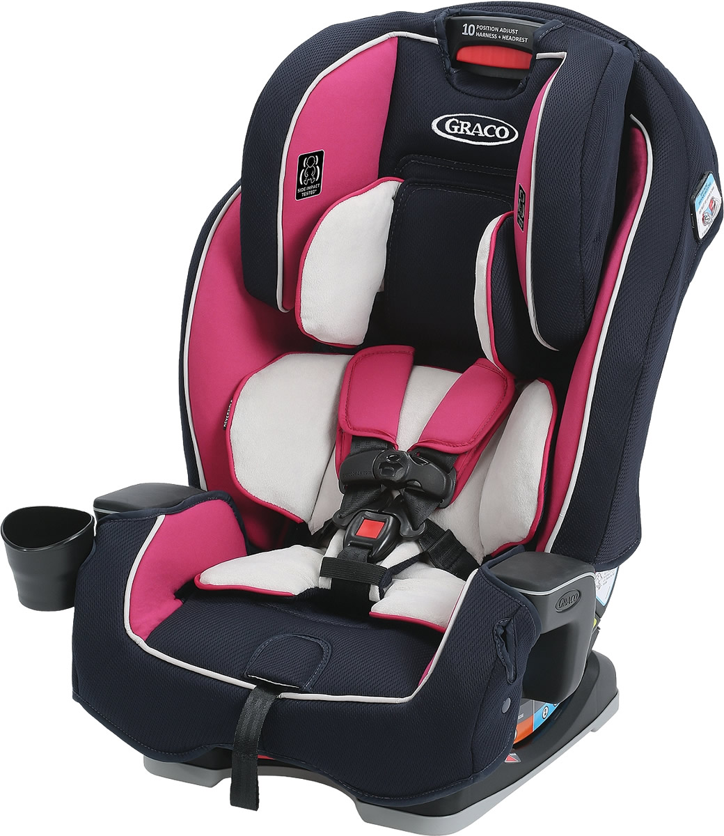Graco Milestone All-in-One Convertible Car Seat - Ayla