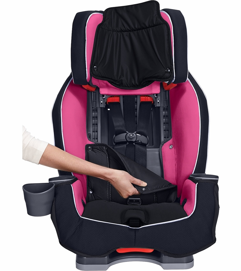 graco milestone all in one convertible car seat ayla. Black Bedroom Furniture Sets. Home Design Ideas