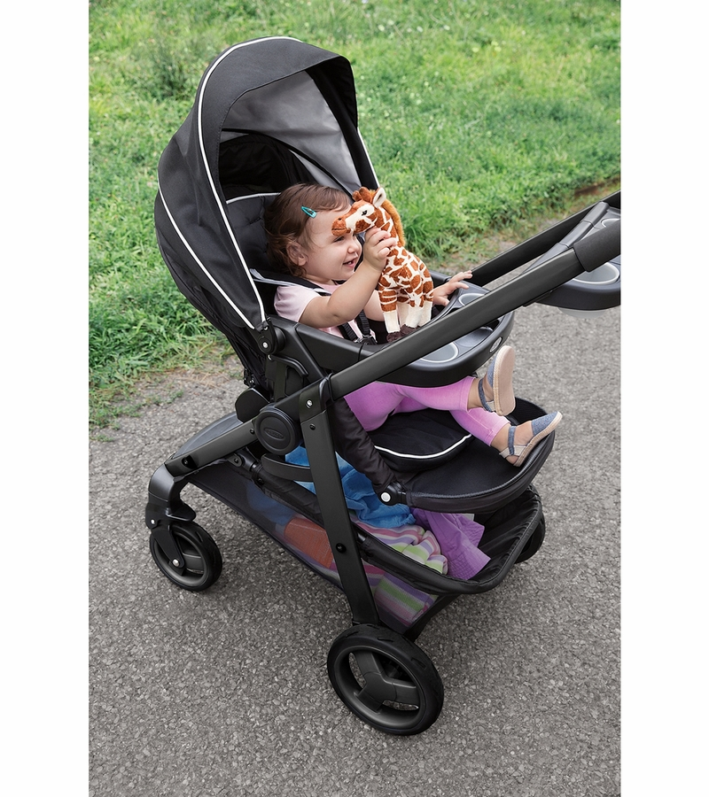 Graco Modes Click Connect Stroller Gotham