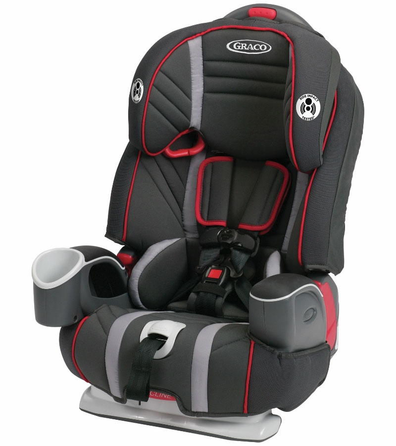 Graco Nautilus 65 3-in-1 Booster Car Seat - Brooklyn 2015