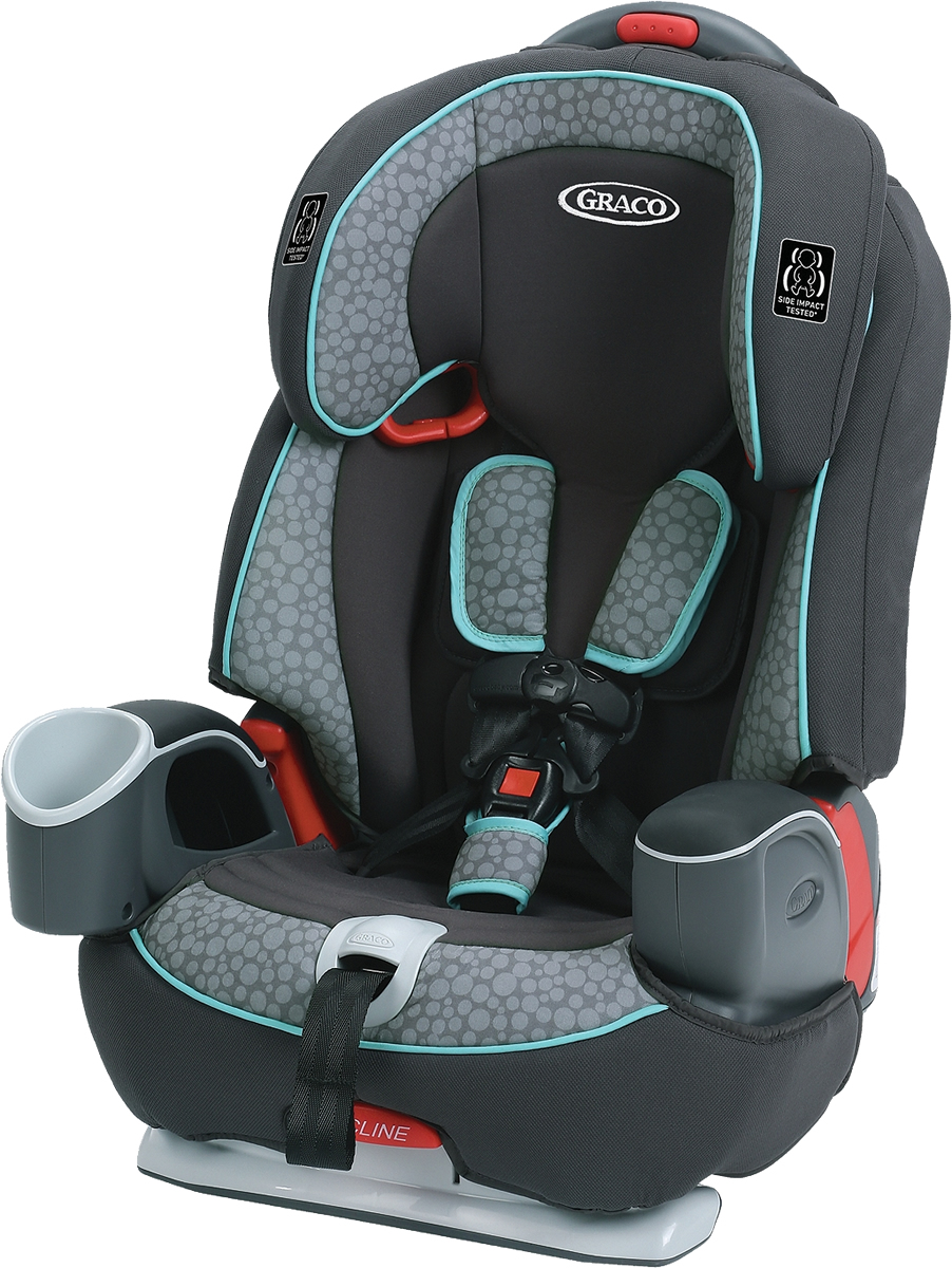 Graco Nautilus 65 3-in-1 Booster Car Seat - Sully