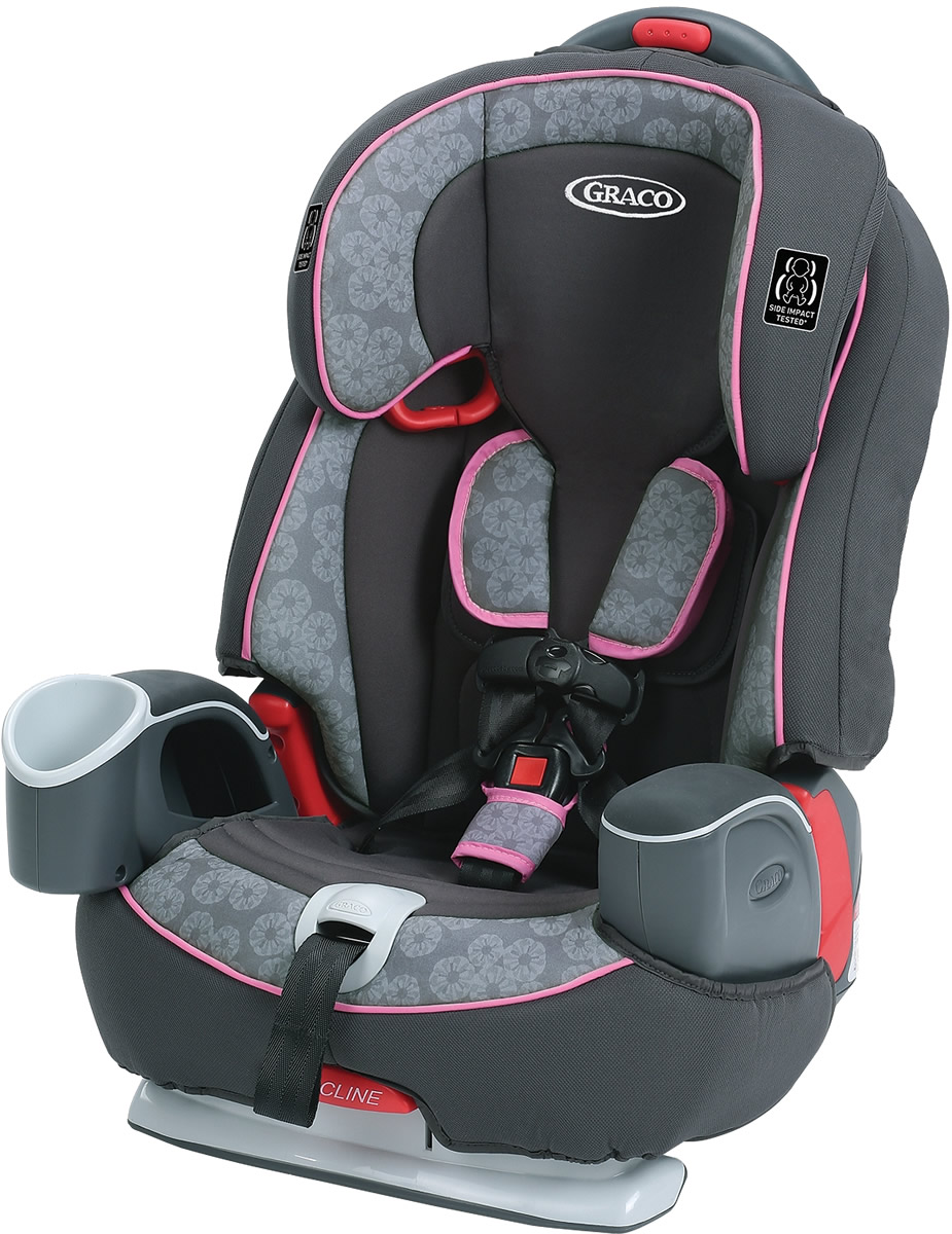 Graco Nautilus 65 3-in-1 Booster Car Seat - Sylvia