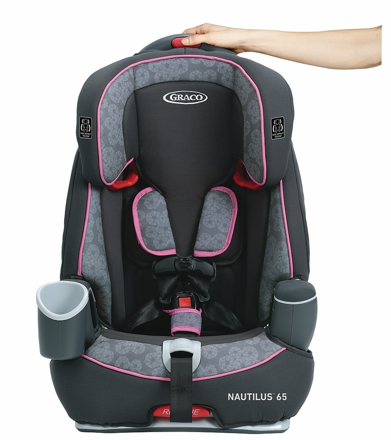 graco nautilus 3 in 1 booster car seat sylvia. Black Bedroom Furniture Sets. Home Design Ideas