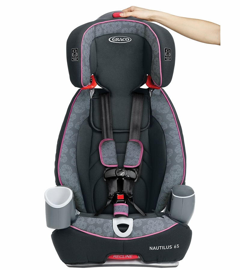 graco nautilus 65 3 in 1 booster car seat sylvia. Black Bedroom Furniture Sets. Home Design Ideas