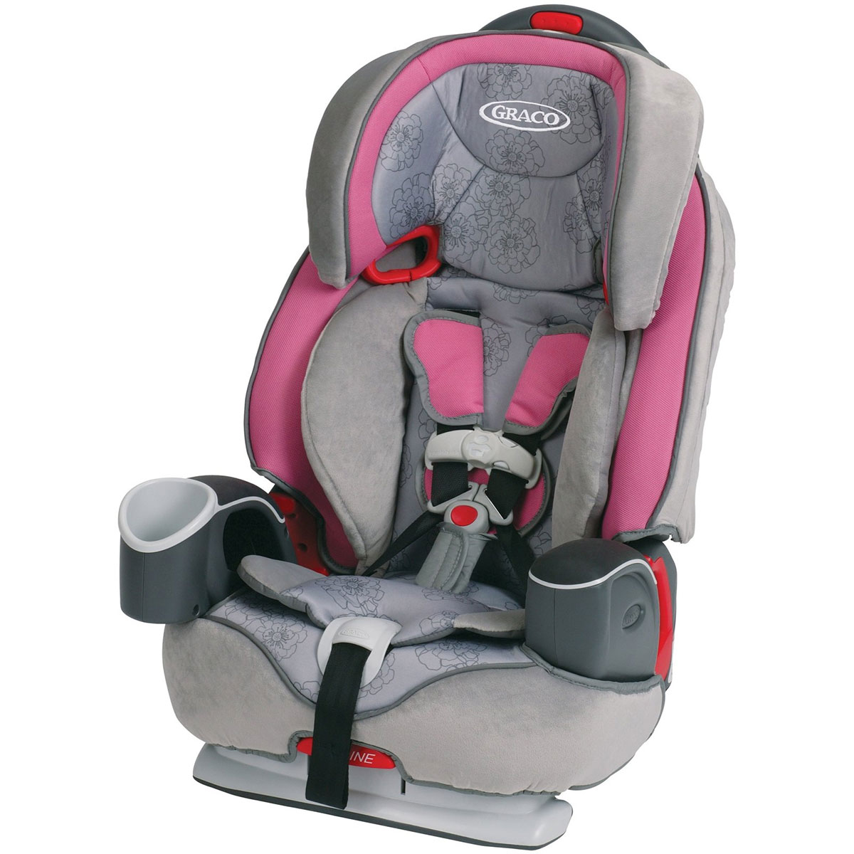 Graco Nautilus 65 3-in-1 Harness Booster Car Seat - Valerie
