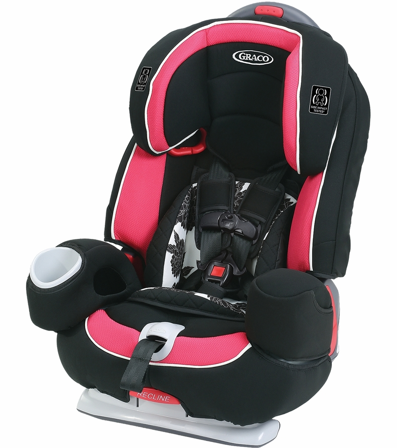 graco nautilus 80 elite 3 in 1 car seat azalea. Black Bedroom Furniture Sets. Home Design Ideas