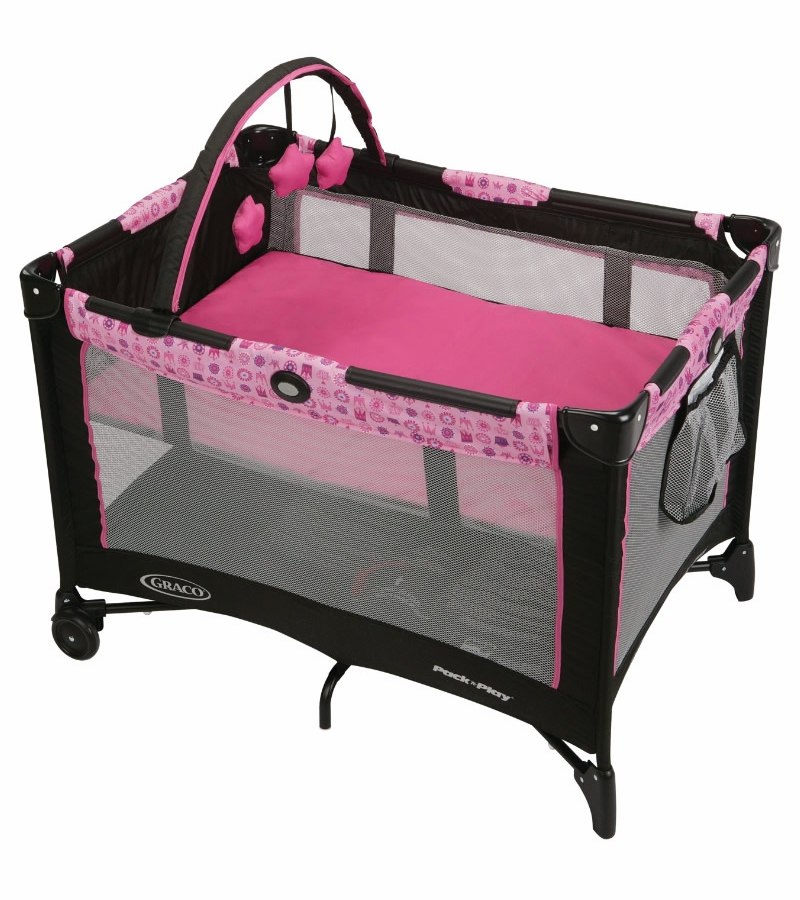 graco pack n play on the go playard katherine. Black Bedroom Furniture Sets. Home Design Ideas