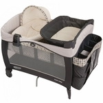 Graco Pack 'n Play Playard Newborn Napper Elite - Vance