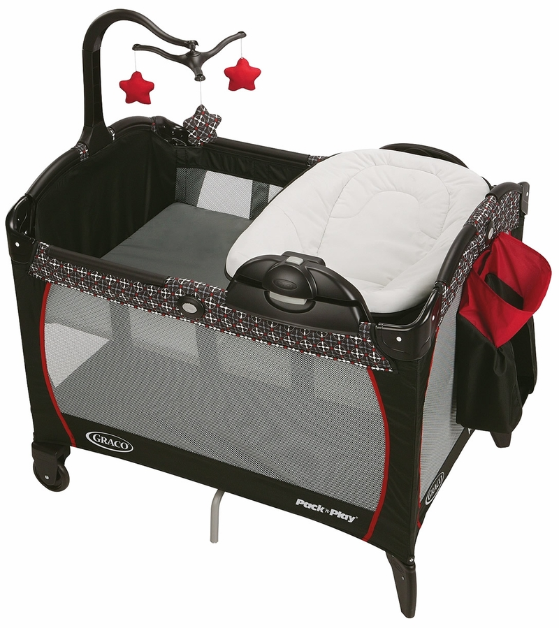 graco pack 39 n play playard portable napper changer marco