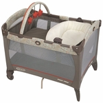 Graco Pack 'n Play Playard with Reversible Napper & Changer - Forecaster