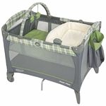 Graco Pack 'n Play Playard with Reversible Napper & Changer - Roman
