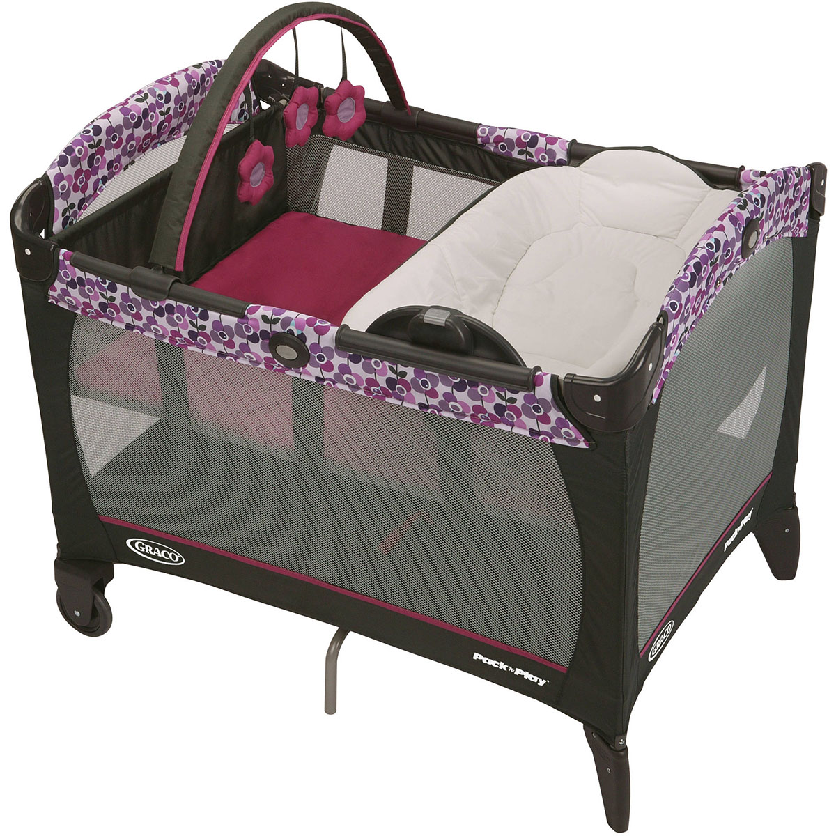 Graco Pack 'n Play Playard with Reversible Napper & Chang...