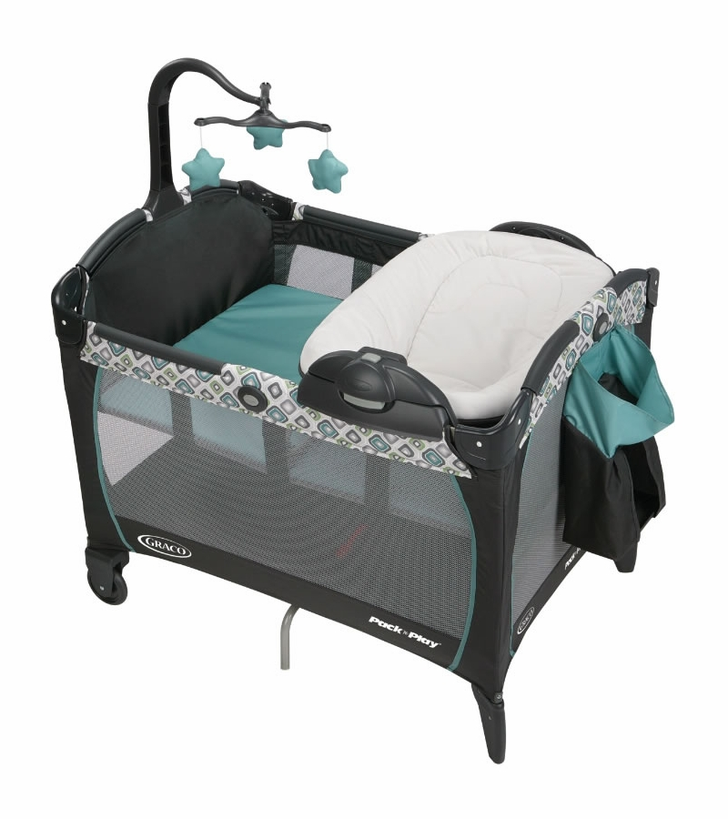 Graco Pack N Play Portable Napper Changer Affinia