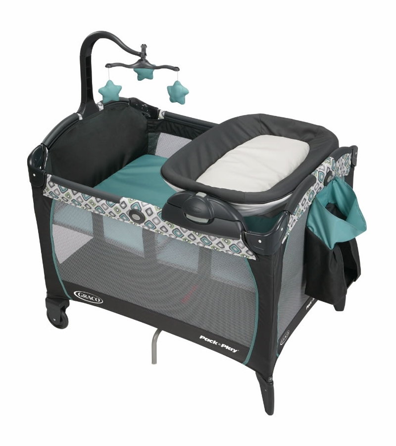 Graco Pack N Play Portable Napper Amp Changer Affinia