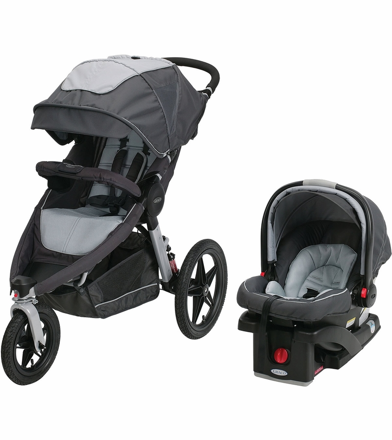 Graco Relay Performance Jogger Travel System Reviews