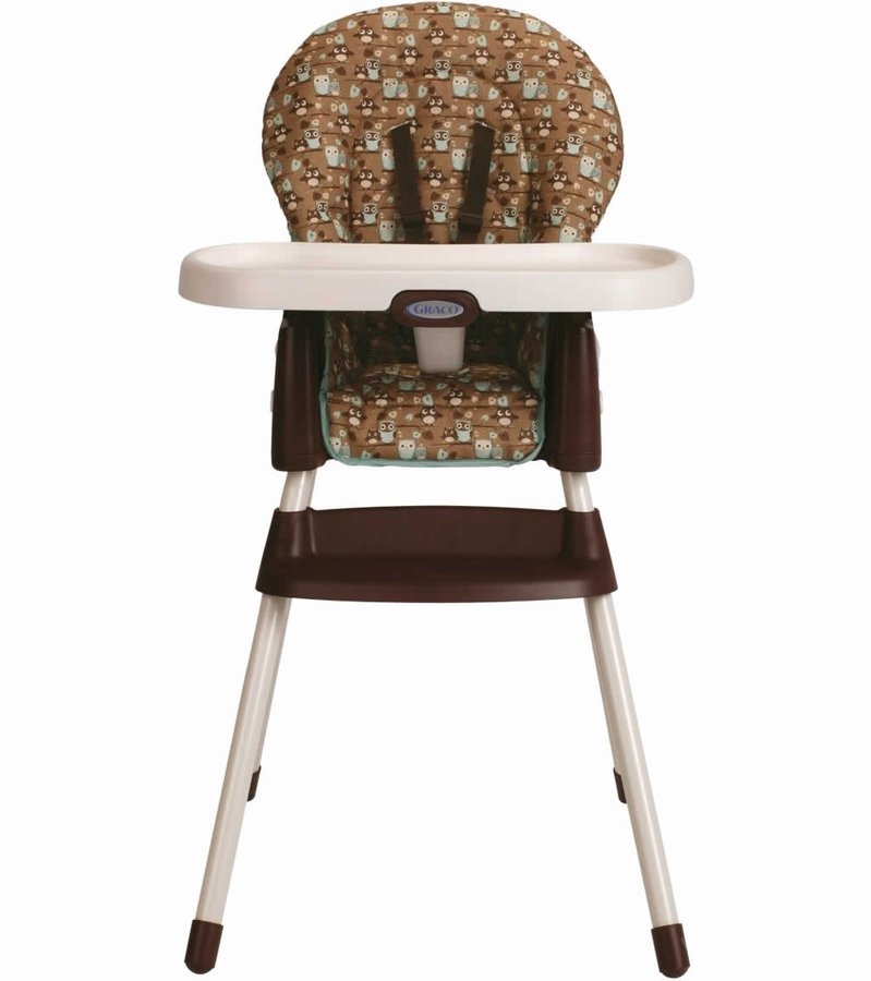 sc 1 st  Albee Baby & Graco SimpleSwitch Highchair u0026 Booster - Little Hoot islam-shia.org