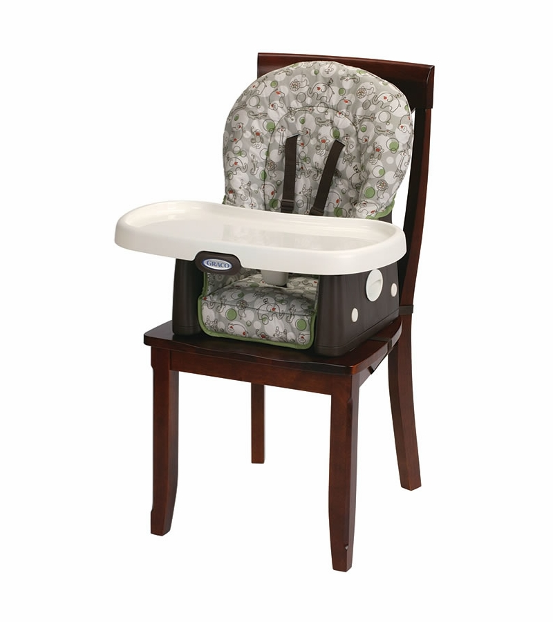 graco simpleswitch highchair booster zuba. Black Bedroom Furniture Sets. Home Design Ideas