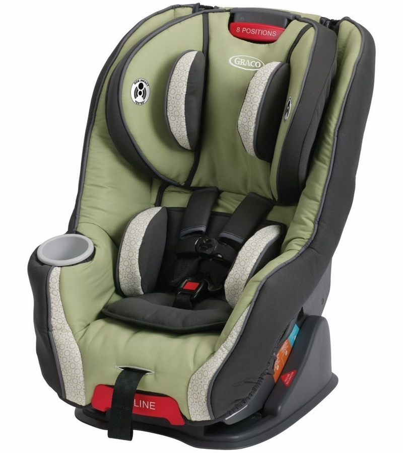 Graco Size4Me 65 Convertible Car Seat - 2016 Go Green