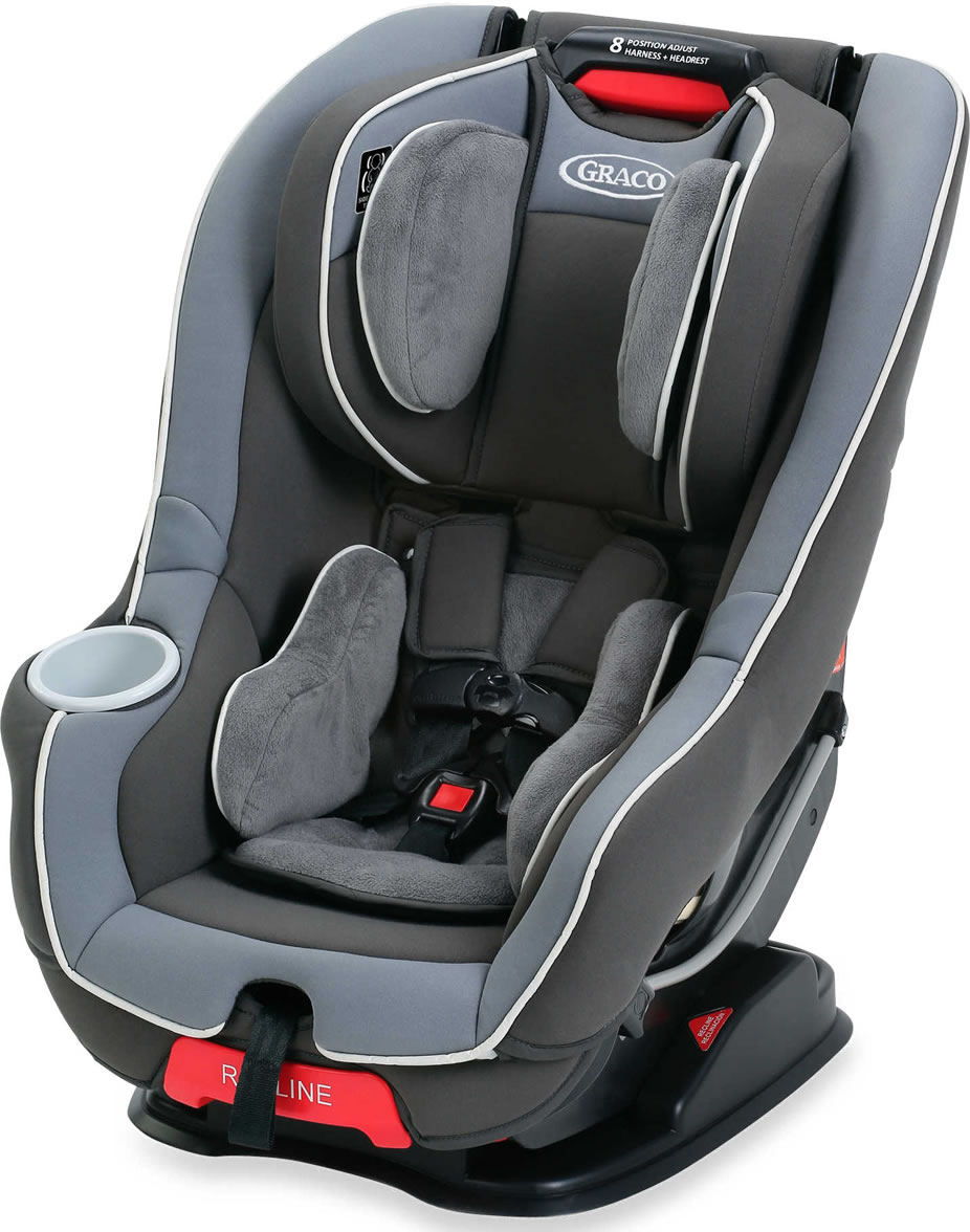 graco size4me 65 convertible car seat ashe. Black Bedroom Furniture Sets. Home Design Ideas