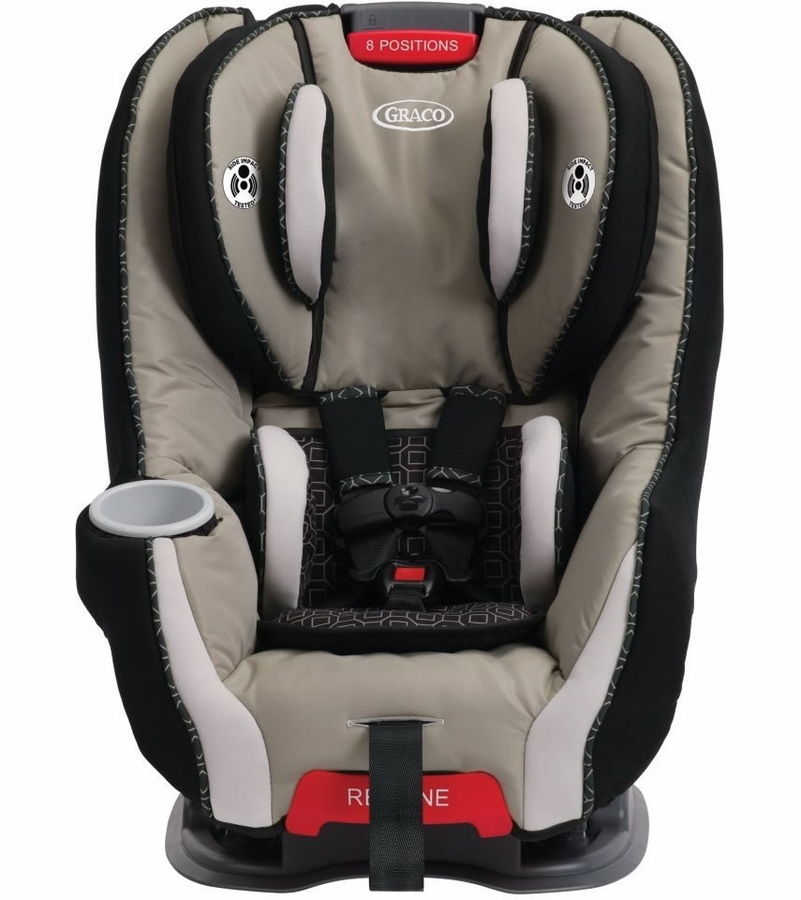 graco size4me 65 convertible car seat pierce. Black Bedroom Furniture Sets. Home Design Ideas