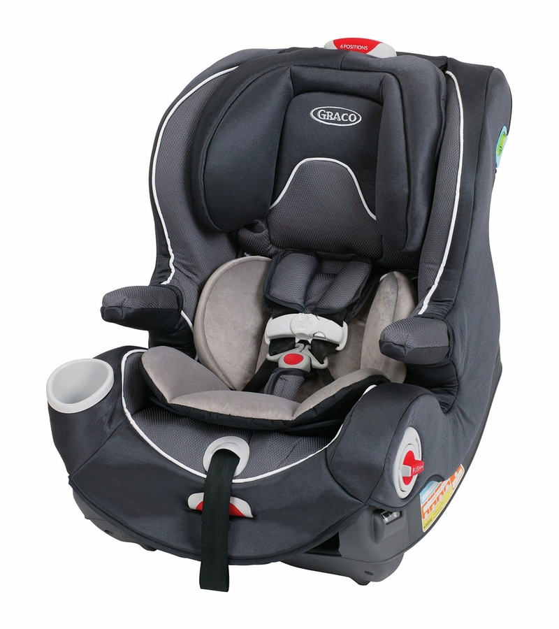 graco smart seat all in one car seat rosin. Black Bedroom Furniture Sets. Home Design Ideas