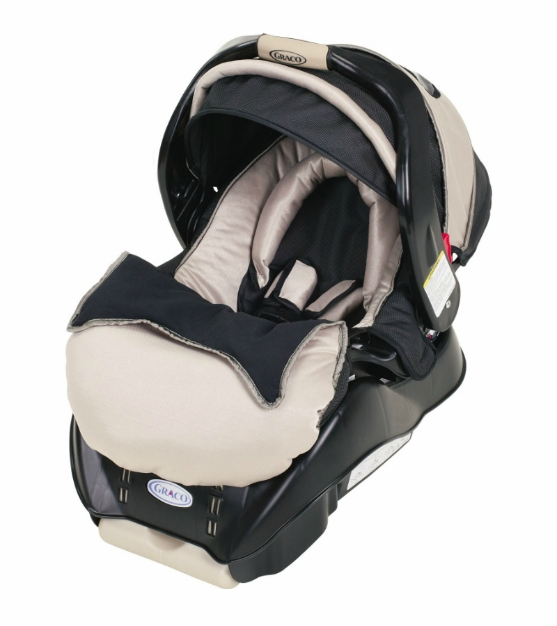 graco snugride classic connect 22 infant car seat platinum manufactured in 2013. Black Bedroom Furniture Sets. Home Design Ideas