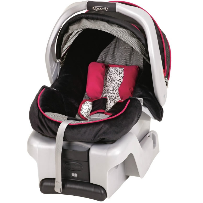 graco snugride classic connect 30 infant car seat mirabella. Black Bedroom Furniture Sets. Home Design Ideas