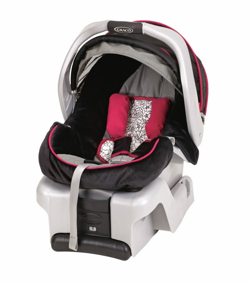 Graco Snugride Classic Connect 30 Infant Car Seat Mirabella