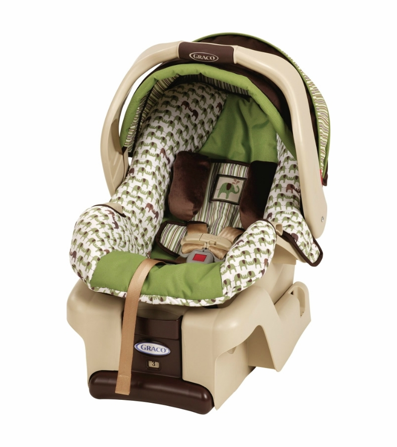 Graco SnugRide Classic Connect 30 Infant Car Seat - Pippin