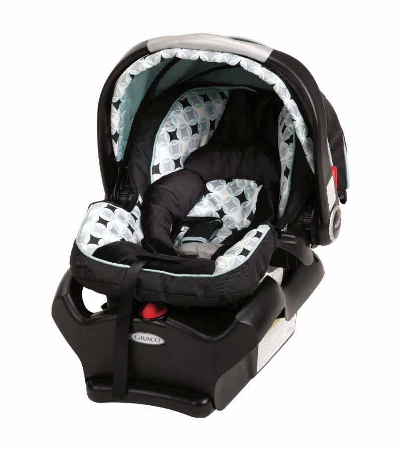 Graco SnugRide Classic Connect 35 Infant Car Seat - Hathaway