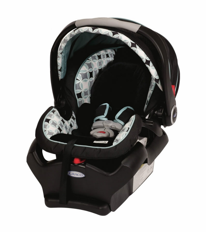 Graco SnugRide Classic Connect 35 Infant Car Seat - Hathaway 1814656