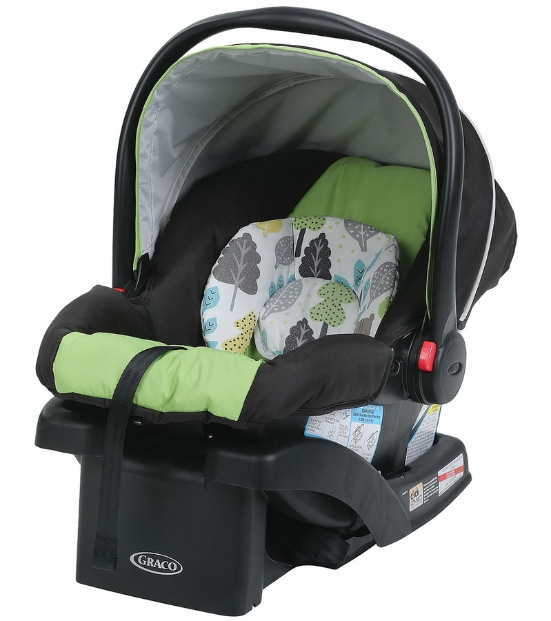 graco snugride click connect 30 infant car seat bear trail. Black Bedroom Furniture Sets. Home Design Ideas