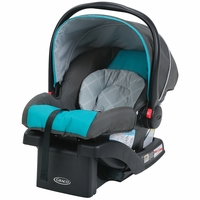 Graco SnugRide Click Connect 30 Infant Car Seat - Finch