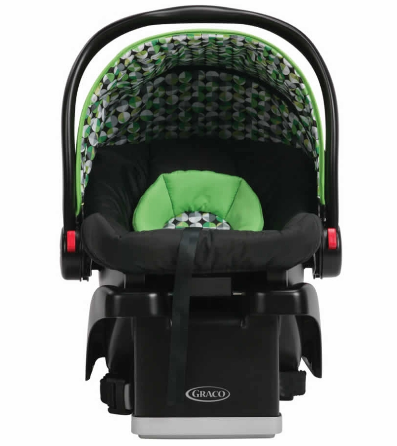 Graco SnugRide Click Connect 30 LX Infant Car Seat - 2015 Charger